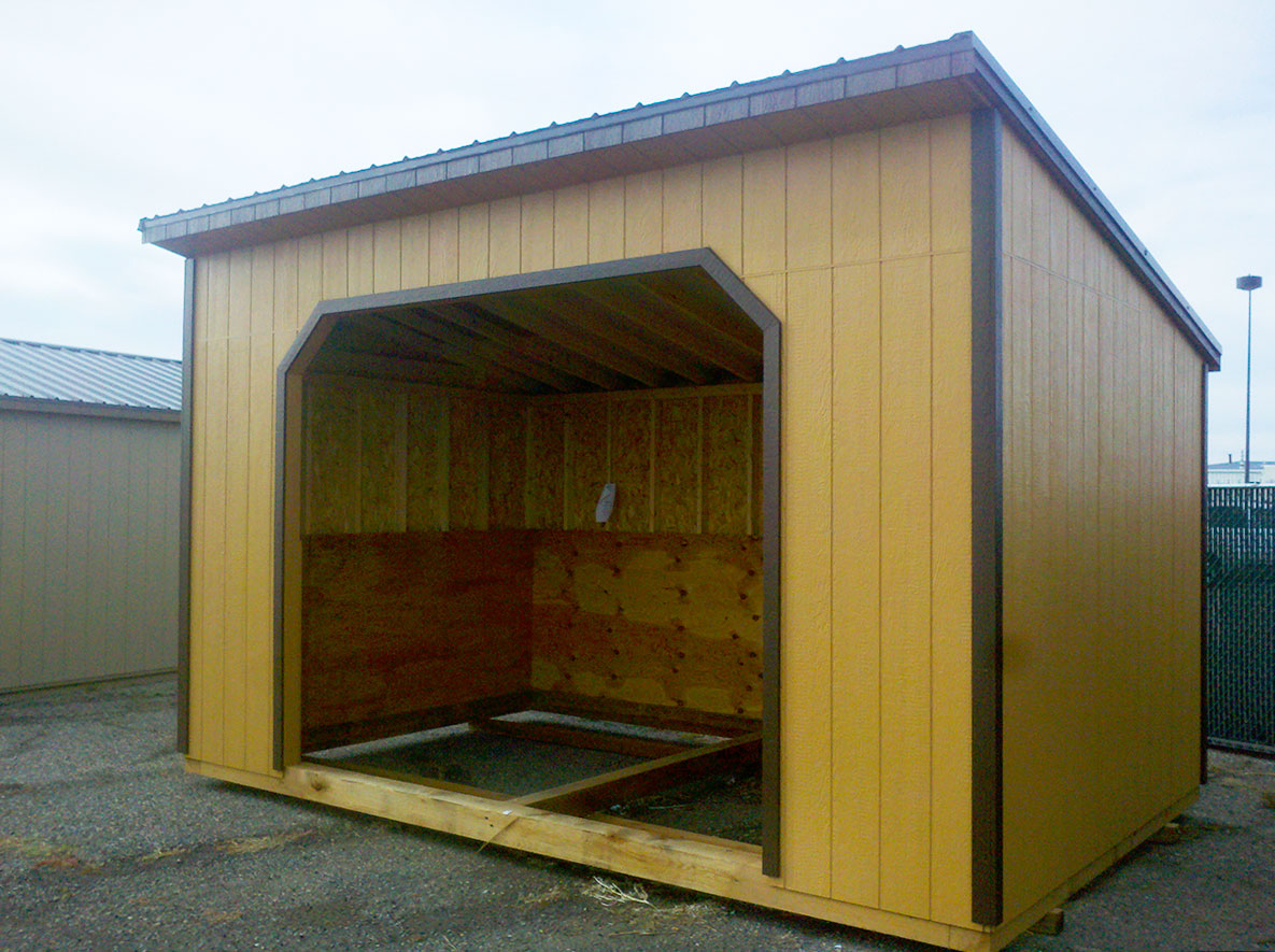 Animal Shelters Montana Shed Center