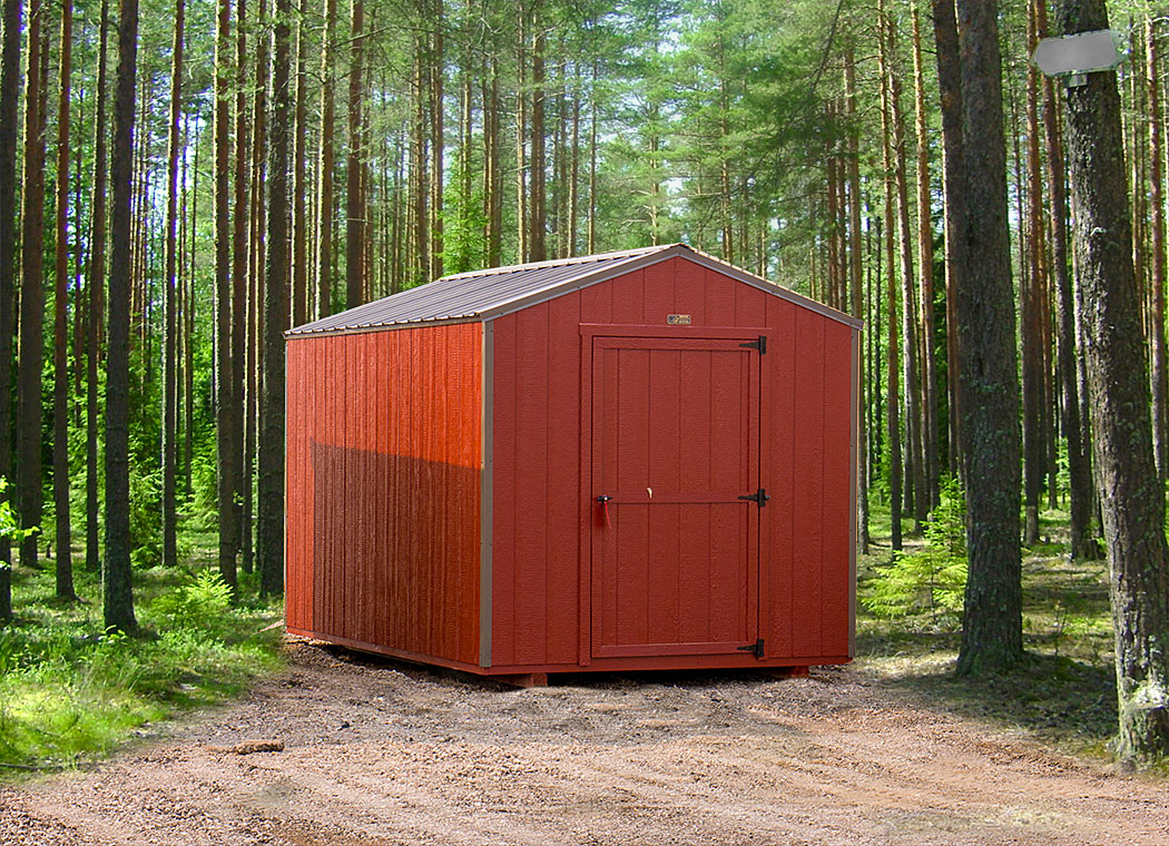 Economy Sheds | Montana Shed Center