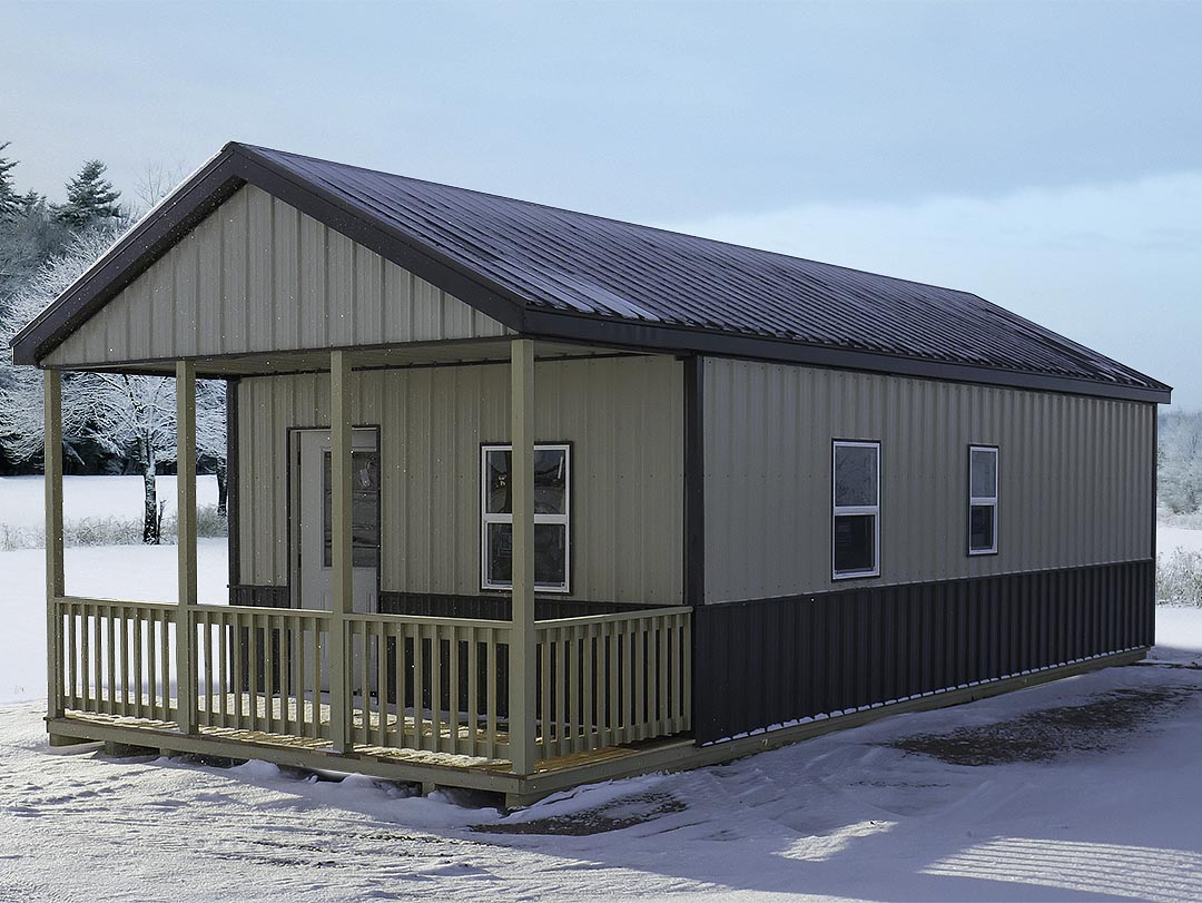 Cottages | Montana Shed Center