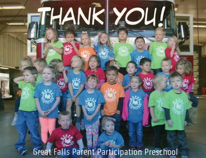 Great Falls Parent Participation Preschool