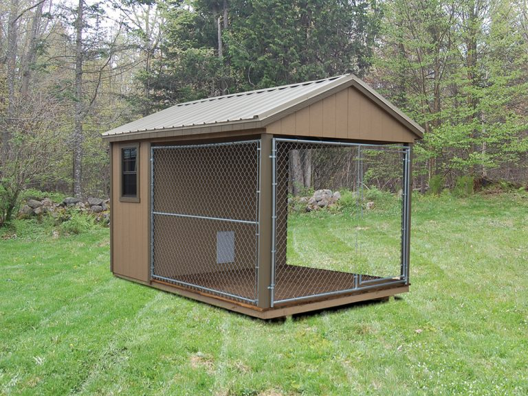 Dog Kennel & House